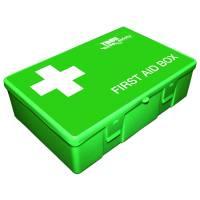 Førstehjælpskasse, THOR, 16,5x25x8cm, quicksaver