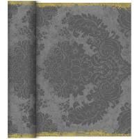 Kuvertløber, Dunicel Royal, 2400x40cm, granitgrå *Denne vare tages ikke retur*