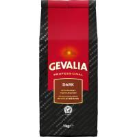 Kaffe, Gevalia Professionel, helbønner, 1 kg *Denne vare tages ikke retur*