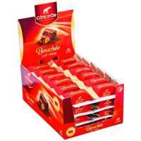 Chokolade, Côte D'or  Bouchée, display, 48 stk. *Denne vare tages ikke retur*