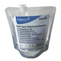 Toiletseatcleaner, Soft Care, 300 ml, let parfumeret