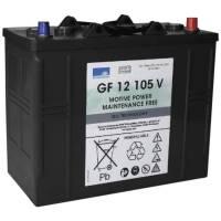 Batteri, Nilfisk, SC500, SC2000,SW900, sort *Denne vare tages ikke retur*