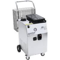 Damprenser, Nilfisk, SDV8000, med vakuum til rengøring og desinfektion, 8 bar