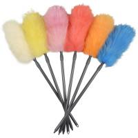 Afstøver, Vikan, flerfarvet, uld, 71-109 cm
