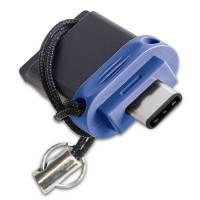 Dual Drive USB 3.0/USB-C 64GB, Black