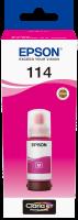 114 EcoTank Magenta Ink bottle