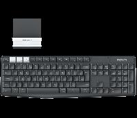 K375s Multi-Device Wireless Keyboard, Graphite/Offwhite (Nor