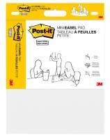 Post-it Meeting chart Mini Super Sticky 457x381mm hvid 20ark