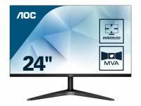 "Monitor AOC 24B1H 23.6"" LED VGA HDMI Full HD 3000:1"