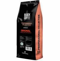 Espresso Black Coffee Original Rainforest hele bønner 1kg/ps
