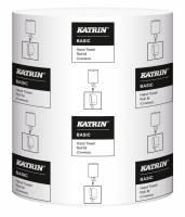 Aftørringspapir Katrin Basic M 1-la 20,5cmx300m 6rl 476512