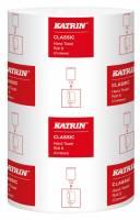 Aftørringspapir Katrin C - S 1-la 20,5cm116m 12rl/k 448257