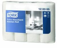 Køkkenrulle Tork Extra Soft 3-lags K1 120305 12,2m 48rul/kar