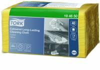 Allround klud Tork Premium W8 Small Pack gul 30x38cm 40stk
