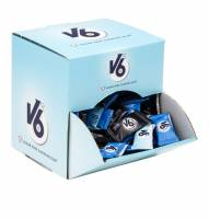 V6 dental assorteret 2x170stk/disp