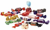 Chokolade Twist bulk 5kg 710stk/pak