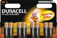 Batteri Duracell Plus Power AA 8stk/pak