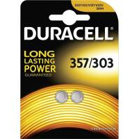 Batteri Duracell Electronics 357/303 2stk/pak