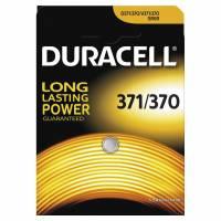 Batteri Duracell 371/370 1,5V Silver Oxide 1stk/pak