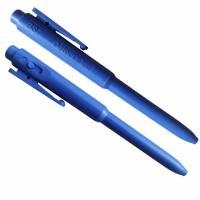 Kuglepen blå m/click detekterbar m/blå skrift J800