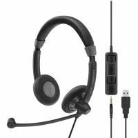 Headset EPOS | Sennheiser Impact SC 75 USB ledning til PC