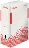 Arkivæske Esselte Speedbox 150mm hvid