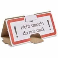 Do Not Stack Kegle Master'In 2 farver 4 sprog