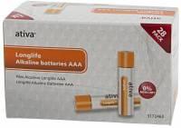 Batteri Ativa LR 03 AAA 28stk/pak