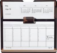 Bordkalender refill uge Flip-a-Week 18x10cm 1360 00