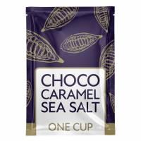 Chokolade Wonderful Luksus m/havsalt og smag af karamel 50x25g
