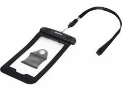 Beholder t/telefon vandtæt 12,5'' sort