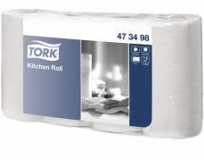 Køkkenrulle Tork Plus 2-lags K1 N32032 20rul/pak