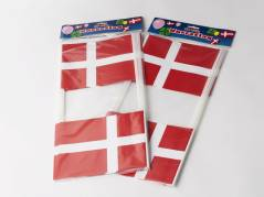 Flag papir på pind 14,5x19cm 10stk/pak
