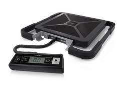Pakkevægt 50kg DYMO S50 sort med USB