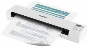 Scanner Brother DS-920DW mobilscanner m/duplex/Wi-Fi