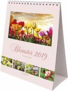 Bordkalender A5 Blomster 15x21cm 19 1310 10