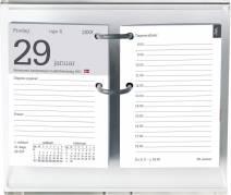 Blokkalender REFILL m/huller 8x11,5cm ekskl. stativ 19 1400 00