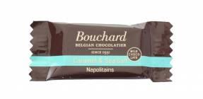 Chokolade Bouchard karamel & havsalt 5g flowpakket 1kg/pak