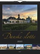 Vægkalender Danske slotte 29,5x39cm 0662 00