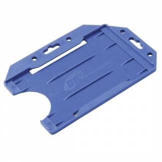 Kortholder BST blå detekterbar TE1BMS8654MB1 10stk/pak